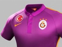 Galatasaray Devler Ligi'ne özel tasarlanan formasını tanıttı