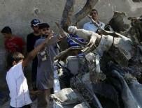 IŞİD Esad'ın uçağını düşürdü