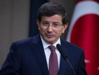 Başbakan Davutoğlu'ndan 'mektup' açıklaması