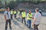 PEMBE KÖŞK - Dursunbey'de Mahalle Yolları Yapılıyor