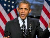 ABD Başkanı Obama'dan IŞİD açıklaması