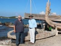 Osmanlı'nın gemisi gün yüzüne çıkıyor