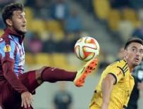 Trabzonspor Avrupa'da 3 puan peşinde