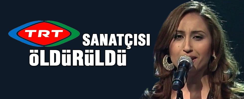TRT sanatçısı öldürüldü