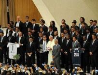 'Barış için Dinlerarası Maç'
