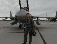 İşte düşen F-16'daki kadın pilotun sağlık durumu