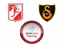 Balıkesirspor 2-0 Galatasaray maç sonucu