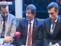 Başbakan Davutoğlu, kurtarılan personelle buluştu