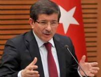Davutoğlu: Milletimiz her zaman mazlumlara kucak açacak