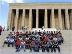 Erzincan'dan Bin 30 Genç Gezilere Katıldı