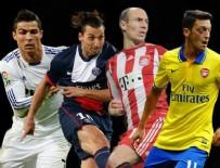 UEFA en iyi 50 kulübü açıkladı