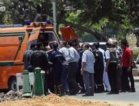 Mısır'da patlama: 2 ölü