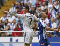 Real Madrid'den gol yağmuru