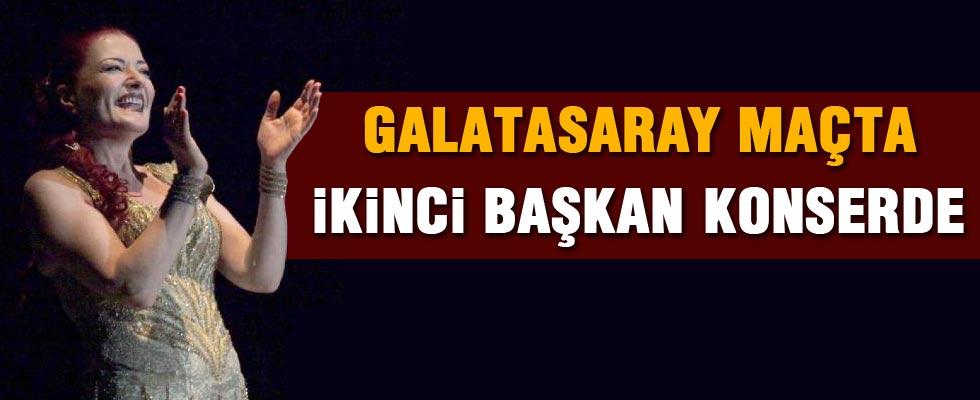 Galatasaray'da Candan Erçetin krizi