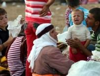 MERSIN - Suruç'tan büyük kente göç dalgası