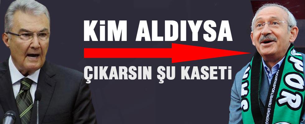 Baykal kasetinde Kılıçdaroğlu eli
