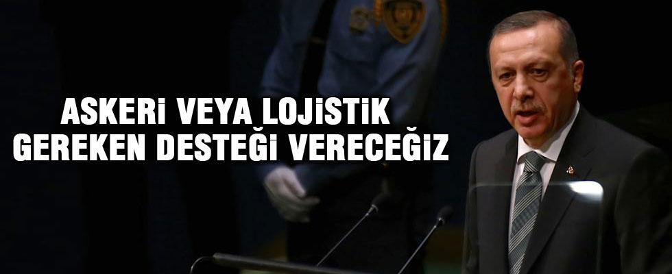 Cumhurbaşkanı Erdoğan'dan IŞİD açıklaması
