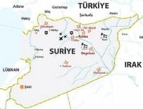 IŞİD hedeflerine 14 saldırı düzenlendi