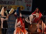Dikili'de Farklı Kültürlerden 'Barış' Çağrısı