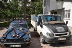 KAÇAK AVCI - Kaçak Avcılara Fahri Av Müfettişlerinden Şafak Operasyonu
