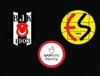 Beşiktaş 1-1 Eskişehirspor