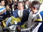 AYDIN ŞENGÜL - Fenerbahçe Kafilesi Manisa'da