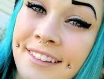 PEÇE YASAĞI - Okulda pirsing ve dövme yasak