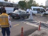 İNTIHAR - Başkentte kadın cinayeti
