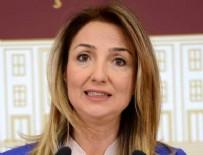 SEDA SAYAN - Aylin Nazlıaka'dan Seda Sayan'a jet yanıt