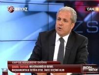 Kılıçdaroğlu genel başkanlıktan istifa etsin Muharrem İnce seçimi alır.