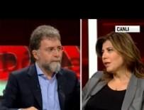 Meral Danış Beştaş'tan Ahmet Hakan'a sert çıkış