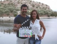 BİRSEN DÜRÜLÜ - Yılın aşk filminden ilk görüntüler hazır