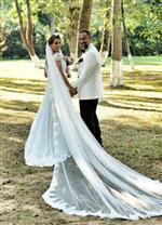 DOĞA RUTKAY - Doğa Rutkay ve Kerimcan Kamal'dan Karnaval Havasında Düğün