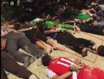 İNSAN HAKLARı - IŞİD'in elinden ölü taklidi yaparak kurtuldu