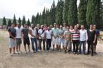 SINAN VARDAR - Artist Futbol Milli Takımı, Soma Maden Şehitliği'nde