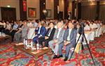 BEKİR KILIÇ - Mardin'de 'fıstık ve Badem' Toplantısı Başladı