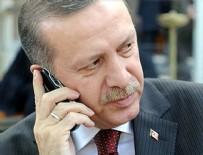 TAZİYE TELEFONU - Erdoğan, ölen işçilerin ailelerini aradı
