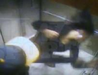 KADINA DAYAK - Ray Rice nişanlısını asansörde yumrukladı