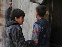 İNSAN HAKLARı - Suriye'nin 2014 acı bilançosu! 76 bin kişi öldü