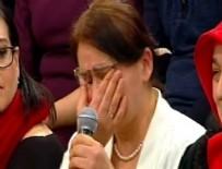 ESRA EROL - Damat adayının annesi gözyaşlarına boğuldu
