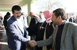 AHMET TOPRAK - Başkan Ekinci, Hafta Sonunda Kırsalda Mesai Yaptı