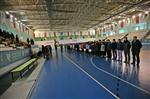 Rize'de Basketbol Gençler Grup Müsabakaları Sona Erdi
