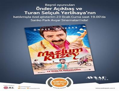 """'Mazlum Kuzey"""" Film Galası Gaziantep'te Yapılacak"""
