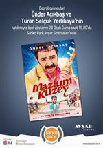 """AÇELYA ELMAS - 'Mazlum Kuzey"""" Film Galası Gaziantep'te Yapılacak"""