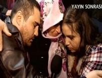 ESRA EROL - Fatih Bey'in yayın sonrası görüntüleri (Esra Erol'la)