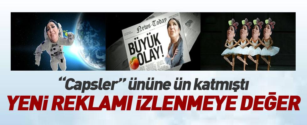 Nur Yerlitaş'ın yeni reklam filmi yayında