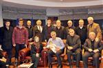 Şehit Kenan Kumaş'ın Ailesi Hacıosmanoğlu'nu Ziyaret Etti