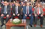 NUH ÇIMENTO - Başkan Baran Öğrencilerin Karne Heyecanına Ortak Oldu