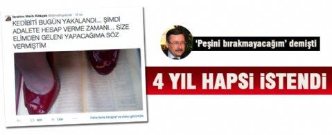 Gülbeyaz Atik'e 4 yıl hapis cezası