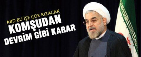 İran dolar değil Türk Lirası kullanıyor!